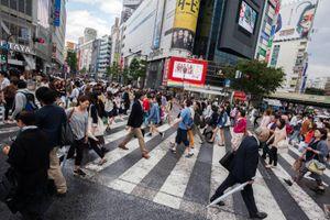 Khủng hoảng nhân khẩu học, Nhật Bản mở cửa thu hút người lao động