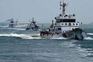 Bất chấp cảnh báo, tàu hải cảnh Trung Quốc lượn lờ quanh quần đảo tranh chấp với Nhật Bản