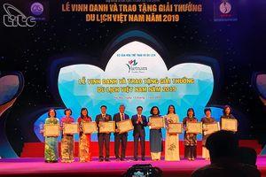 Vinh danh 100 doanh nghiệp tại Giải thưởng Du lịch Việt Nam 2019