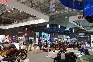 Thị trường xe máy tiếp tục ảm đạm: Yamaha, Piaggio, Suzuki và SYM 'gặp khó' trước sự bành trướng của Honda