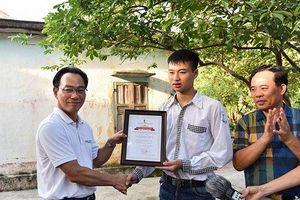 Tuyển sinh đại học 2019: Thủ khoa khối A chọn học ngành CNTT Đại học Bách khoa Hà Nội