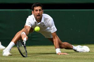 Tổng hợp những pha bóng 'rung chuyển' Wimbledon