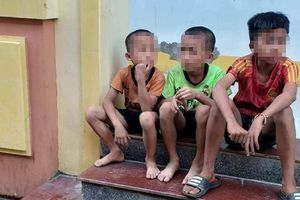 Công an thông tin '3 trẻ bị bắt cóc tự giải thoát'