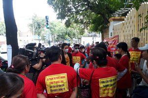 TP Hồ Chí Minh: Gần trăm người dân tố cáo Công ty Angel Lina lừa đảo