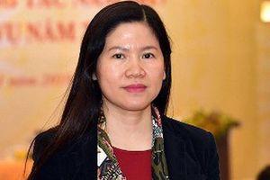 Văn phòng Chính phủ có tân nữ phó chủ nhiệm 50 tuổi