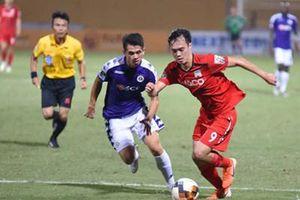 Hà Nội FC hòa HAGL bởi bàn thua ở phút bù giờ cuối cùng