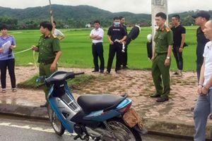 Thực nghiệm hiện trường vụ án giết hại nữ sinh ở Điện Biên