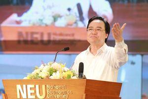 Hội nghị tuyển sinh trực tuyến tại 3 đầu cầu Hà Nội, Đà Nẵng và TP.HCM
