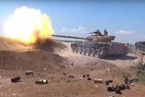 Quân đội Syria càn quét dữ dội, hàng chục tay súng khủng bố bị tiêu diệt