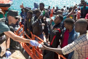 Vấn đề di cư tiếp tục gây nhức nhối tại châu Âu