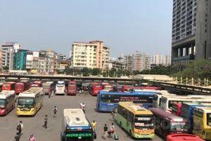 Hà Nội: Bảo đảm trật tự, an toàn giao thông tại khu vực các bến xe khách