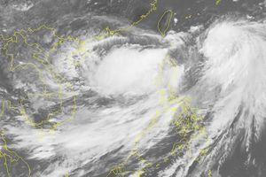 Biển Đông nhiều khả năng có bão kép trong những ngày tới