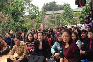 256 giáo viên Sóc Sơn lại có đơn kiến nghị vì không được tuyển đặc cách