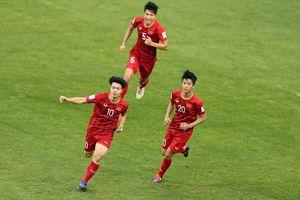 Chi tiết lịch thi đấu của đội tuyển Việt Nam tại vòng loại World Cup 2022