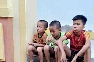 Nghệ An: Điều tra thông tin 3 cháu nhỏ trốn thoát khỏi xe tải kín mít của người lạ