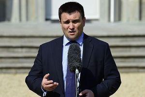 Ngoại trưởng Klimkin đề nghị Liên hợp quốc đưa tiếng Ukraine thành ngôn ngữ chính của tổ chức