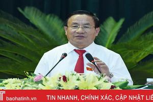 Xây dựng kế hoạch, triển khai ngay các nghị quyết Kỳ họp thứ 10 HĐND tỉnh Hà Tĩnh