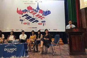 Diễn đàn Du học Pháp được tổ chức tại 4 thành phố ở Việt Nam