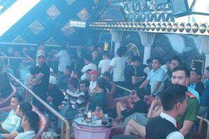 Bar Làn Sóng Trẻ bị thu hồi giấy phép vì để khách sử dụng ma túy