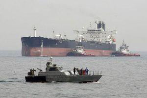 Iran bị nghi bắt tàu chở dầu 'mất tích' tại eo biển Hormuz
