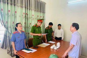 Khởi tố nguyên Chủ tịch và cán bộ địa chính xã Hoằng Ngọc