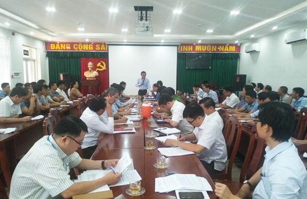 Thanh tra quản lý, sử dụng đất tại cụm công nghiệp Phước Tân