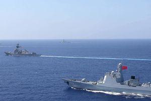 Trung Quốc đang tìm cách khôi phục không gian chiến lược ở Biển Đông