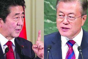 Tại sao Mỹ không muốn làm trung gian hòa giải Nhật - Hàn?