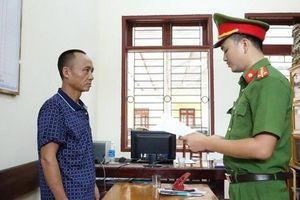 Khởi tố, bắt tạm giam 3 đối tượng gây cháy rừng ở huyện biên giới Hà Tĩnh