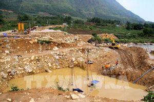 Buông lỏng quản lý xây dựng công trình thủy điện ở Lai Châu
