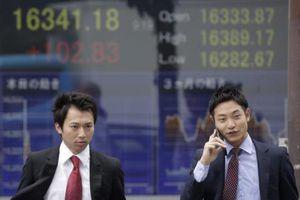 Chứng khoán châu Á phần lớn giảm điểm