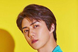 Nhóm unit EXO-SC tung ảnh teaser debut: Những quý ông lịch lãm với sắc màu neon sặc sỡ
