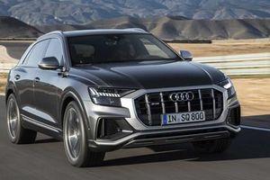 Xe thể thao Audi SQ8 dùng máy dầu liệu có chất?