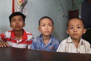 Vụ 3 bé trai nghi bị bắt cóc: Các cháu đạp xe đi chơi bị lạc đường