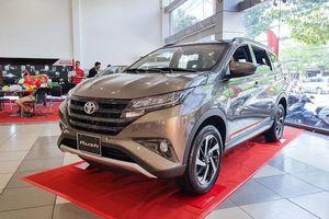 Sau Indonesia, tới lượt Toyota Philippines thông báo triệu hồi Toyota Rush