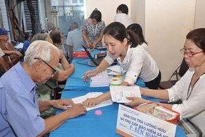 Công bố thay thế, bãi bỏ một số thủ tục hành chính về chi trả bảo hiểm xã hội