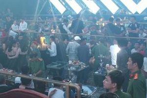 Đồng Nai: Đóng cửa quán bar, nơi phát hiện hơn 200 đối tượng dùng ma túy