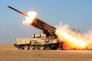 Soi sức mạnh hủy diệt của tên lửa 'độc cô cầu bại' TOS-1A Nga