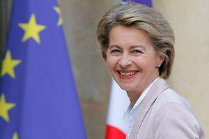 Bà Ursula von der Leyen chính thức được bầu làm Chủ tịch Ủy ban châu Âu
