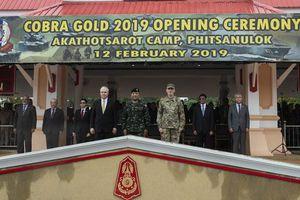 Mỹ khẳng định mối quan hệ đồng minh vững chắc với Thái Lan