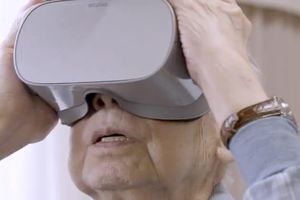 Nhật Bản: Người cao tuổi chu du khắp thế giới nhờ công nghệ thực tế ảo