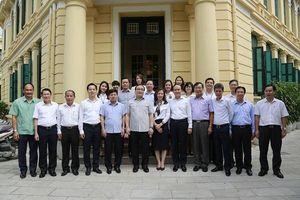Bí thư Thành ủy Hà Nội: Phải phát huy vai trò trung tâm của Thủ đô trong ngoại giao