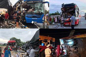 Liên tiếp xảy ra nhiều vụ tai nạn xe khách nghiêm trọng