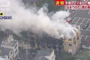 Nhật Bản: Cháy xưởng phim hoạt hình, ít nhất 24 người tử vong