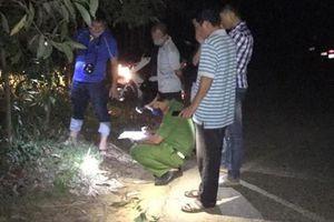 Điều tra thi thể người đàn ông có thương tích nổi trên sông