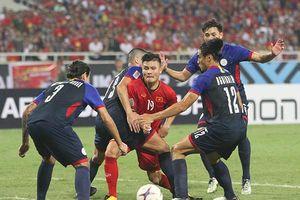 Vòng loại thứ 2 World Cup 2022: Khó khăn nhưng thầy Park biết cách vượt qua
