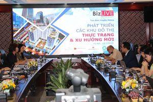 Tỷ lệ đô thị hóa ở Việt Nam còn thấp