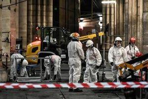 Nhà thờ Đức Bà Paris vẫn chưa đủ an toàn để được trùng tu