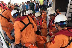 Tìm thấy 2 thi thể trong vụ tàu cá chìm gần đảo Bạch Long Vĩ