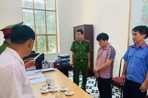Bắt PGĐ Ban giải phóng mặt bằng và tái định cư TP Thanh Hóa